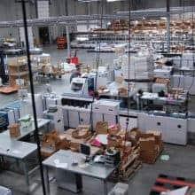 Skymail International Inserting Machines