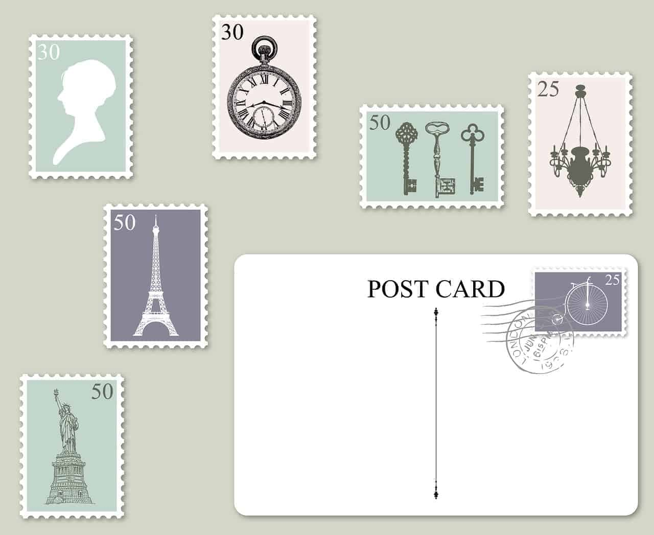 A Brief History of Stamps