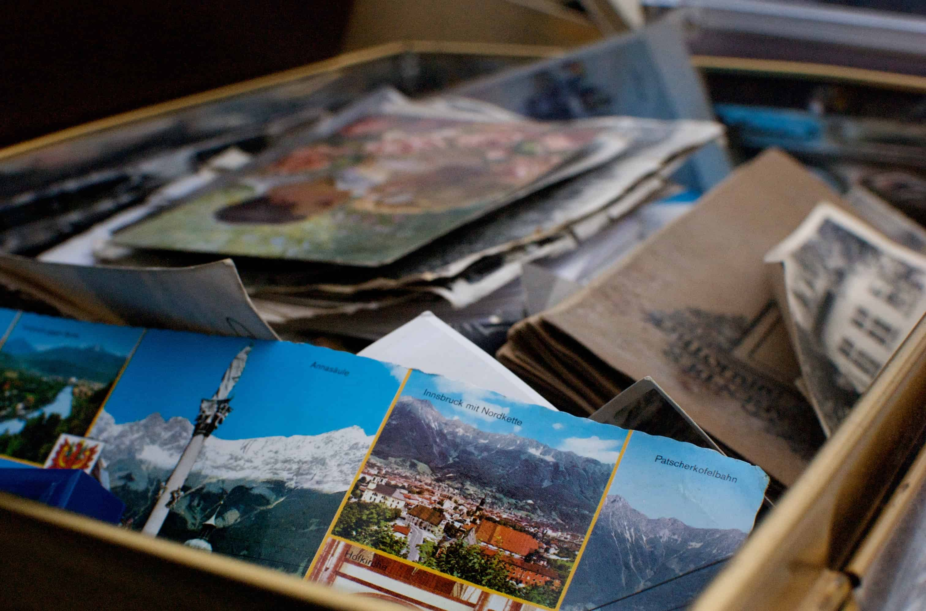 A Brief History of Postcards